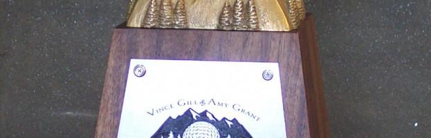 Aspen Golf Bronze Sculpture Award
