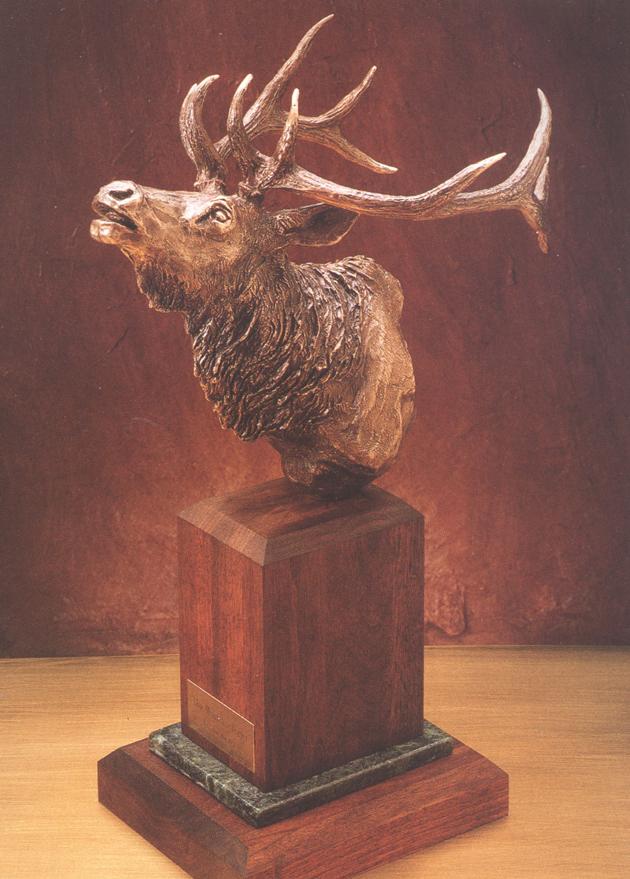 Bugler-Elk