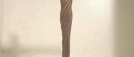 Crucifix Sculpture