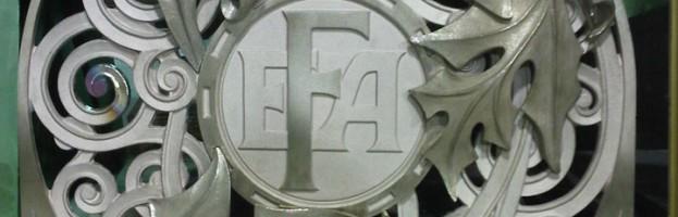 EFA Door Grill Casting