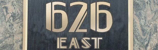 626 East Plaque