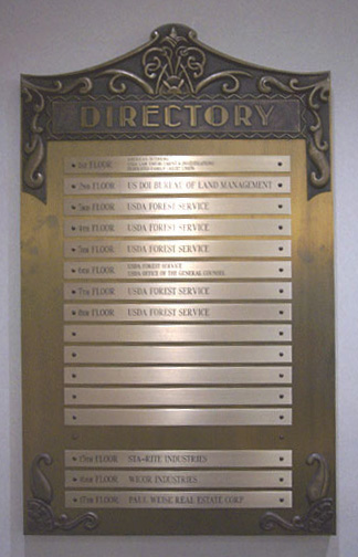 Gas Co Directory