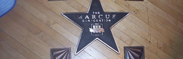 Marcus Star Plaque