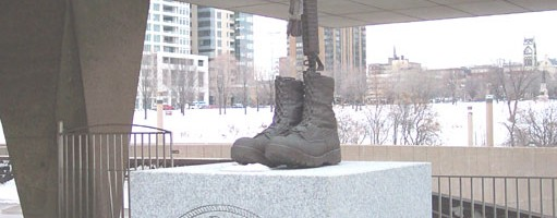 Marine Fallen Warrior Memorial