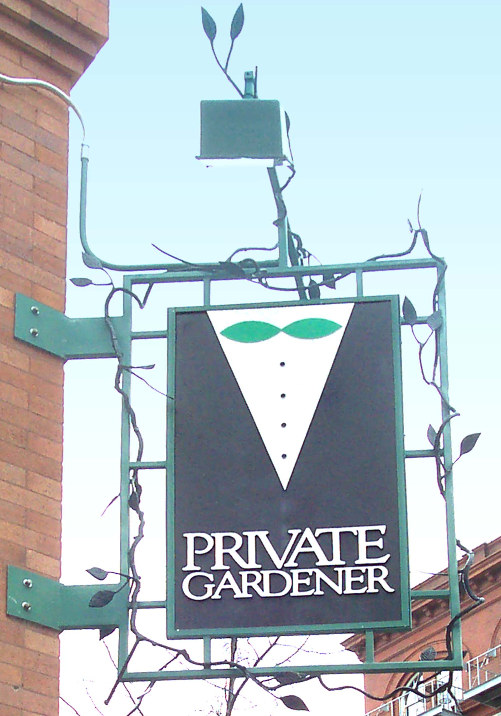 Private Gardener