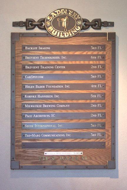 Saddlery Directory