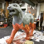 UWM Panther Project clay phase